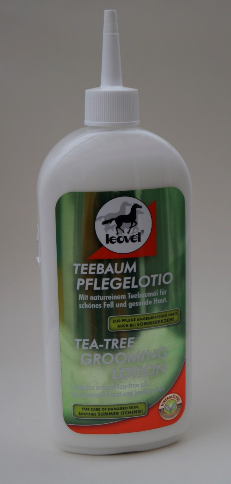 Leovet Teebaum Pflegelotion 1