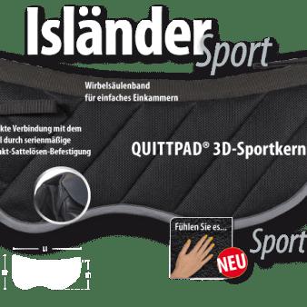 Quittpad - Isländer Sport Pad-S