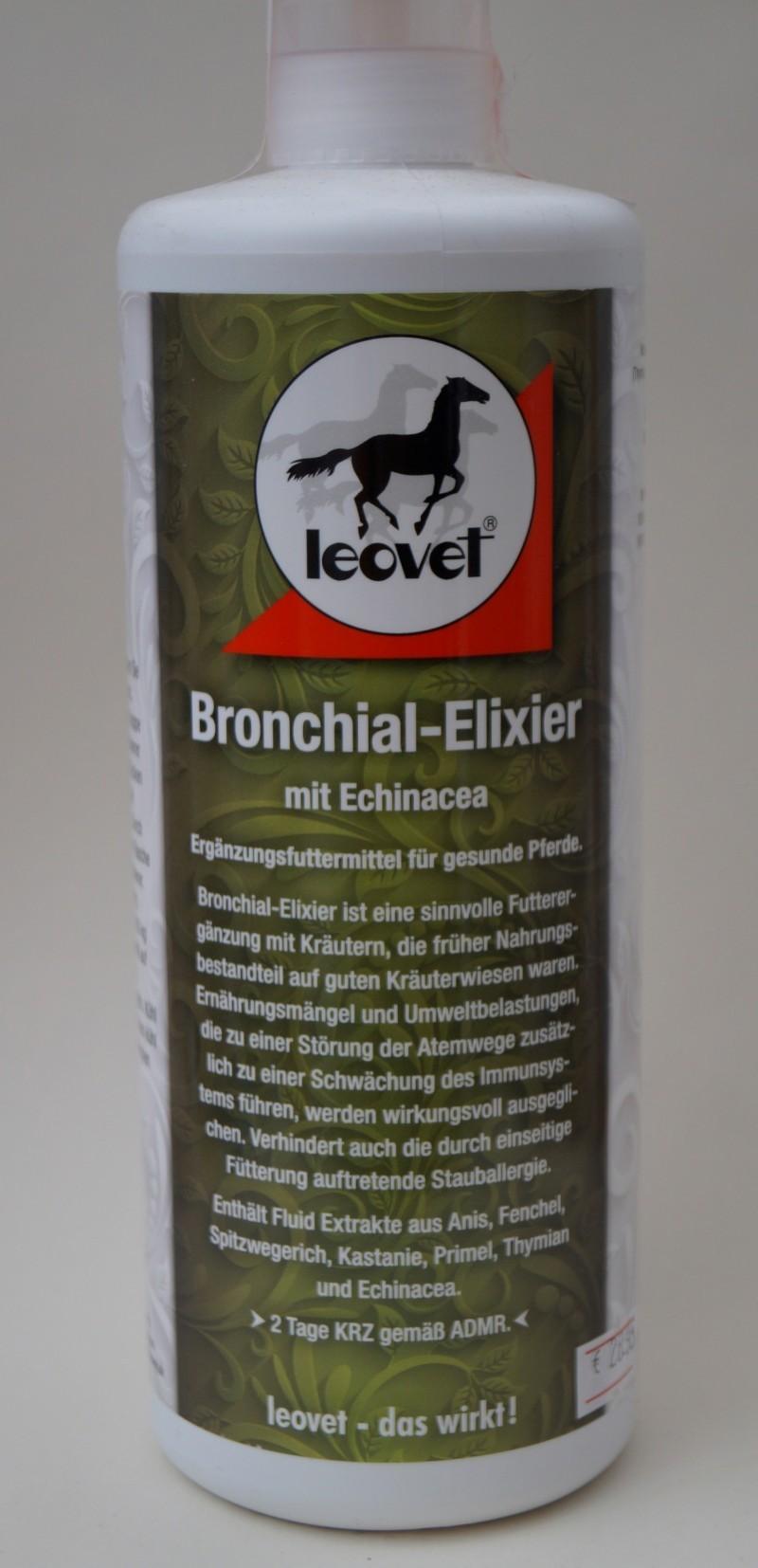 Leovet Bronchial-Elixier 1