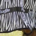 RugBe Zebra Fliegen- & Ekzemerdecke mit Halsteil 8