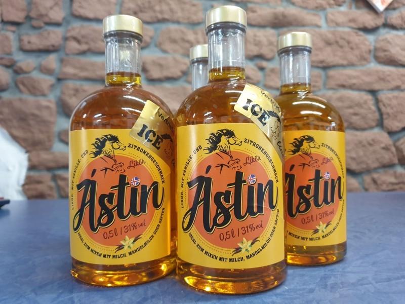 Astin - der absolute Kult-Likör Islands 1