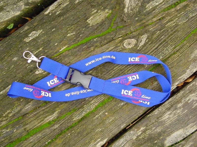 ICE-line Keyholder mit Clip