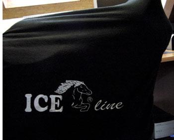 """Sattelschoner """"ICE-line"""" 1"""
