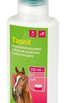 Bremsen- Mücken-Schutz Pferde