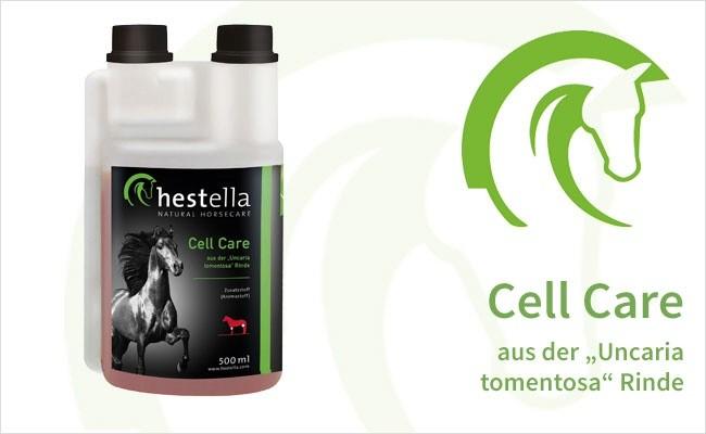 HESTELLA CELL CARE, Dosierflasche (Inhalt: 500ml)