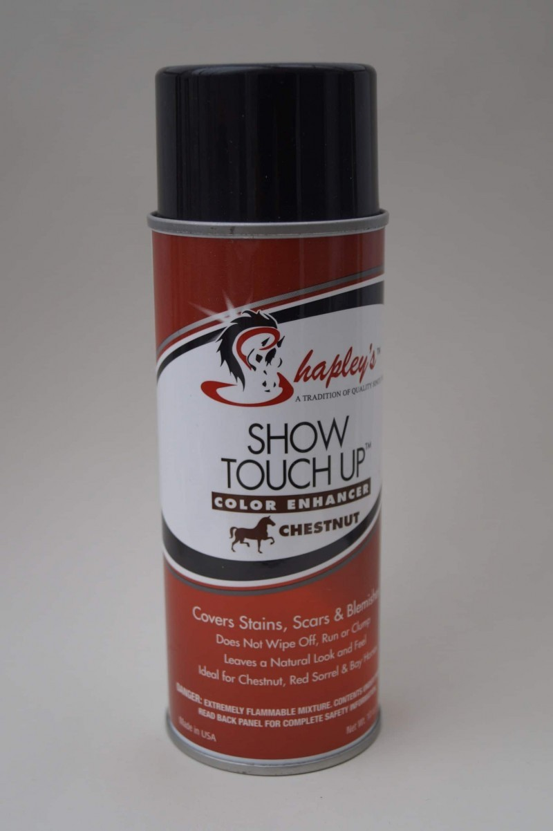 Hapley's Show Touch Up 3