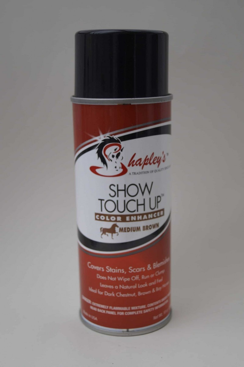 Hapley's Show Touch Up 5