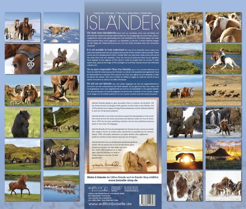 Kalender ISLÄNDER - Edition Boiselle 11