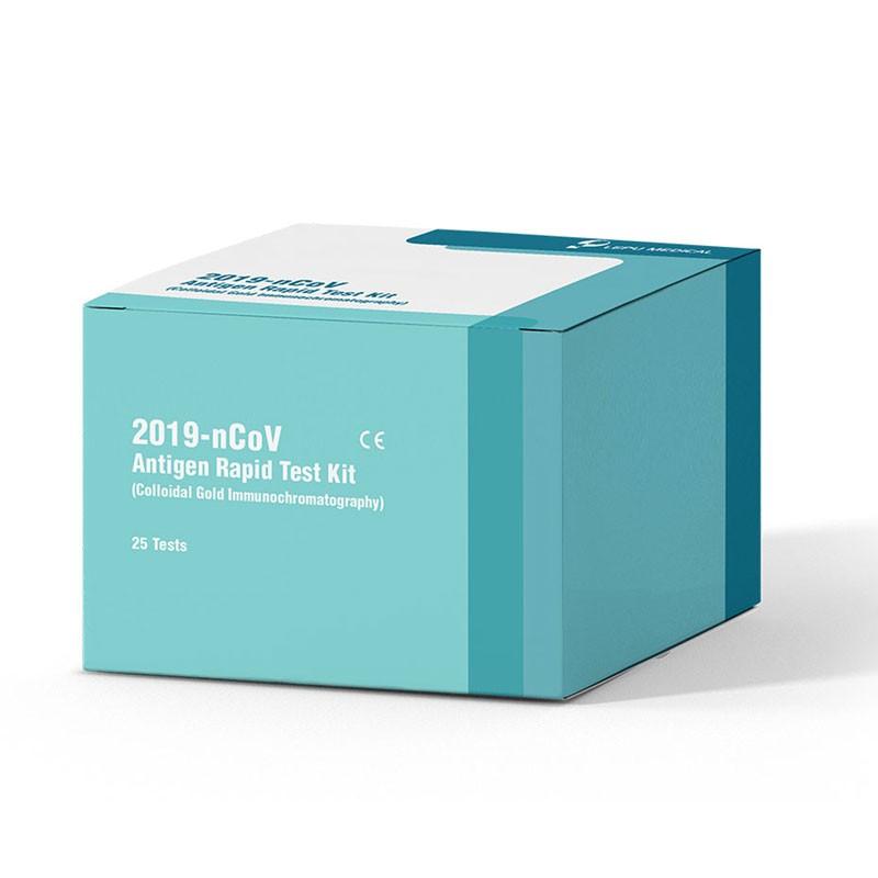 LEPU MEDICAL Corona Schnelltest - Antigen Test 1